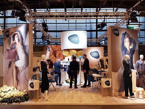 Interfilière Parijs 2018 - Branding & Positionering