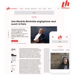 Livres Hebdo - Création de site internet
