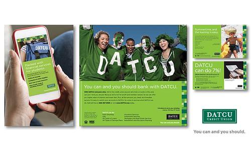 DATCU Marketing Campaign - Advertising