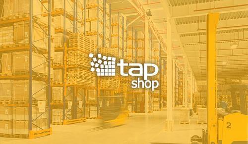 Tap-Shop : site e-commerce BtoB - Création de site internet