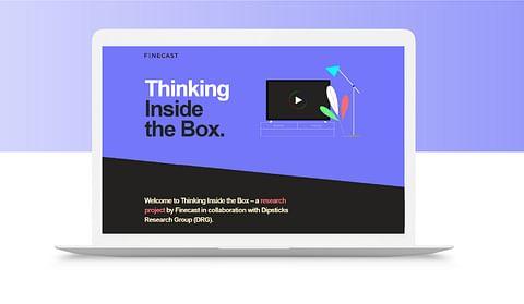 Web development - Thinking Outside the Box