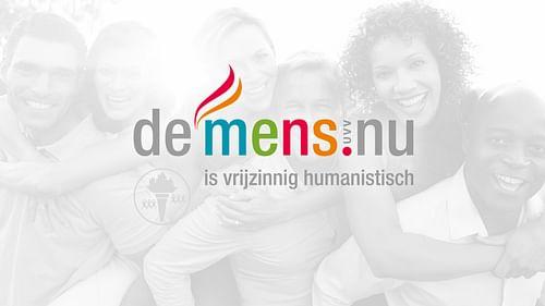 deMens.nu - Website Creatie