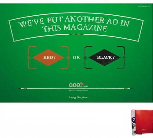 RED & BLACK - Advertising