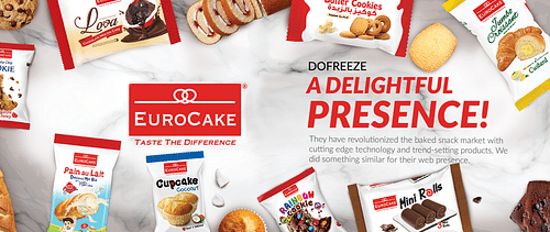 A new look to Dofreeze - Website Creation