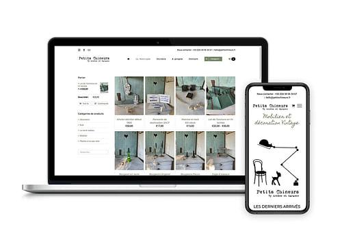 www.petitschineurs.com - E-commerce