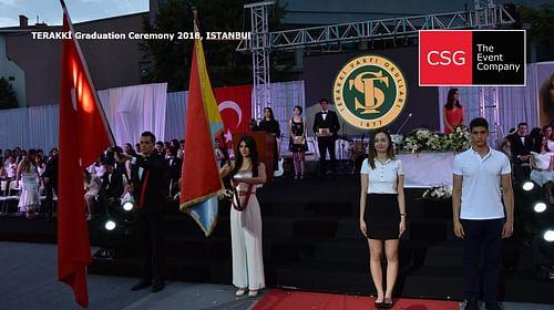TERAKKİ Graduation Ceremony 2018 - Event