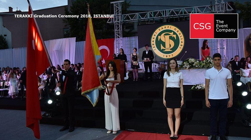 TERAKKİ Graduation Ceremony 2018