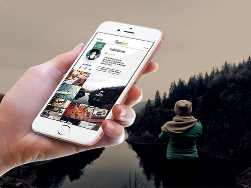 RecoSpot - Mobile App