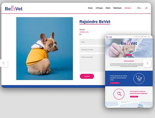 Bevet - Création de site internet