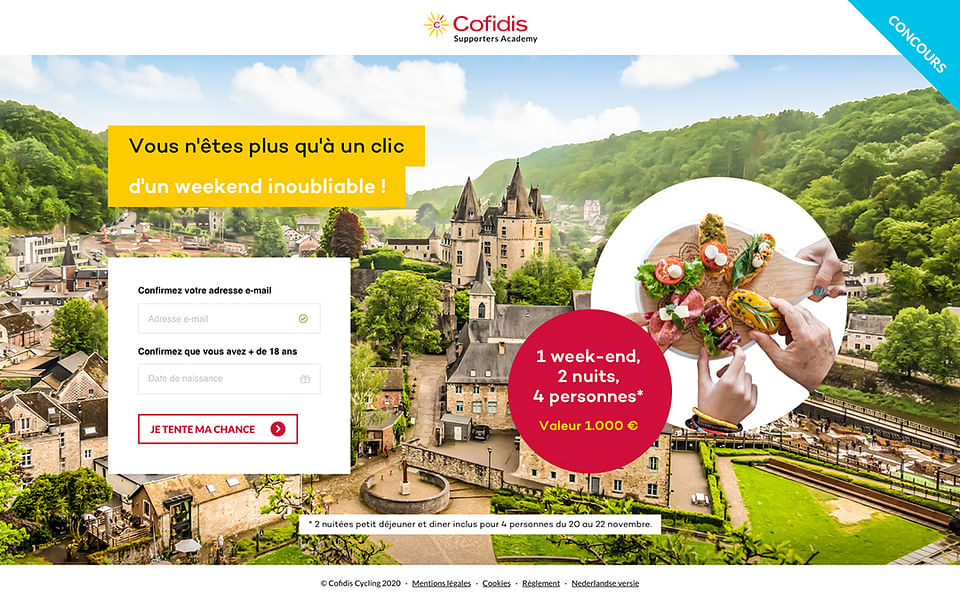 Cofidis Cyclo 1