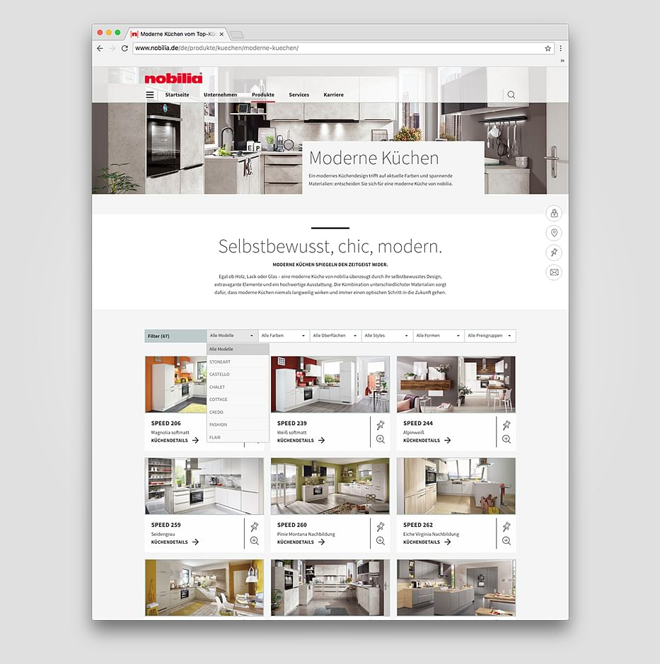 """Website Relaunch in 6 Sprachen.  Das """"System no..."""