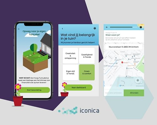 Nationale Tuincheck - Mobile App