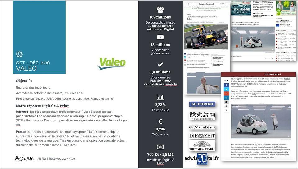 Valéo-Recruitment