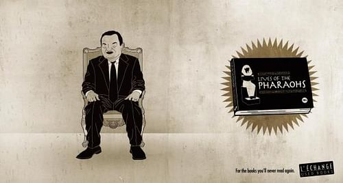 MUBARAK - Advertising