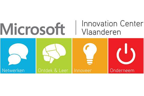 Microsoft Innovation Center Vlaanderen - Réseaux sociaux