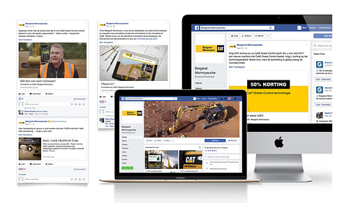 Caterpillar_dealer_website_emailing_socialmedia - Digital Strategy