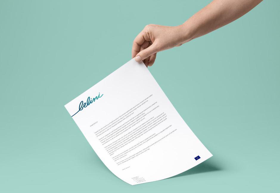 Corporate style voor Belini