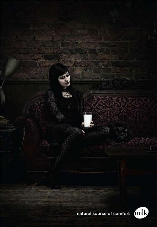 Goth - Advertising