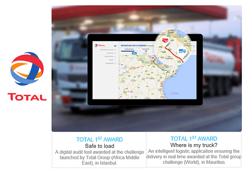 Total - Ou est mon camion ? - Where is my truck ?