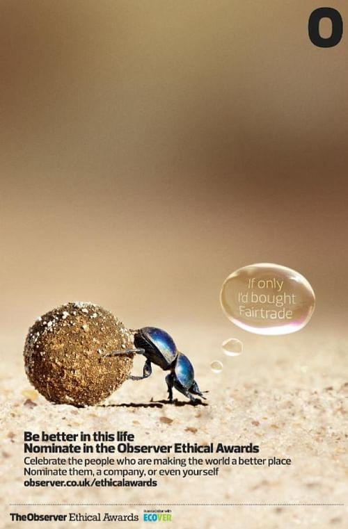 Observer Ethical Awards, 3 - Advertising