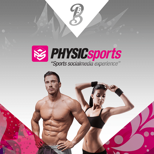 Physic Sports - Diseño Gráfico