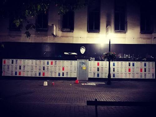 Campagne d'affichage sauvage pour Recupel - Image de marque & branding