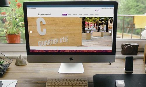 Design et développement site web