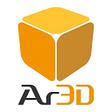 Ar3D Arquitectura Gráfica logo