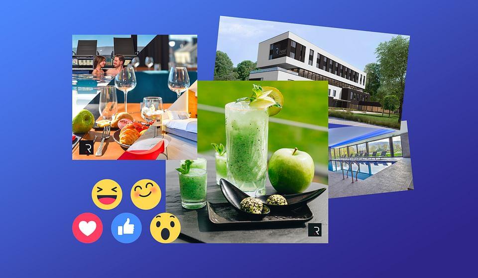 R Hotel / Campagnes Facebook, Instagram, SEA