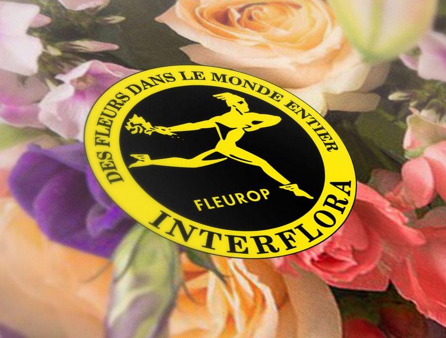 Interflora - Publicité web et web design