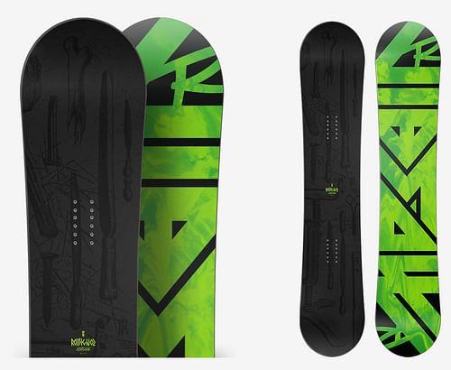 Rossignol Snowboards - Advertising