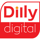 Dilly Digital logo