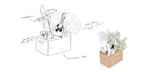 MOËT & CHANDON Creative Box for the Moët Grand Day