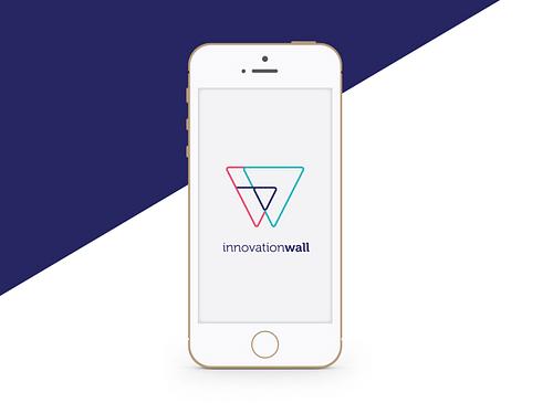 Innovation Wall | branding & website - Image de marque & branding