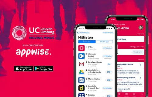 UCLL - Mobile App