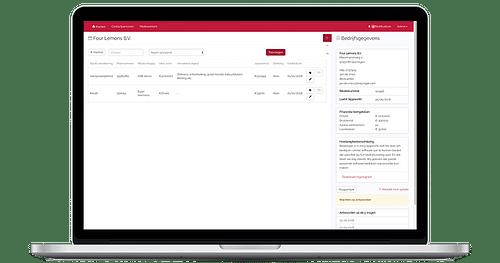 Slim documentenportaal - Web Applicatie