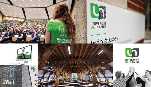 UNamur - Image de marque & branding