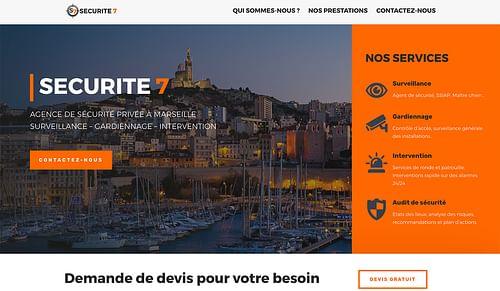 Création de site web - Création de site internet