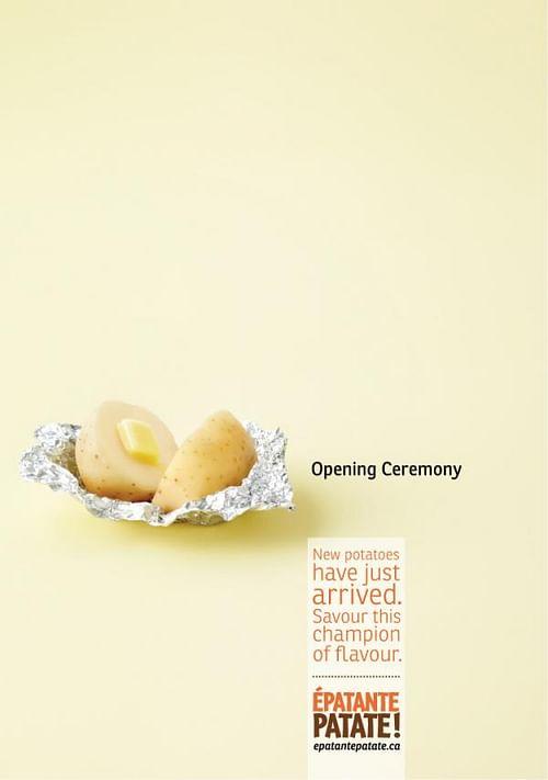 Opening Ceremony - Advertising