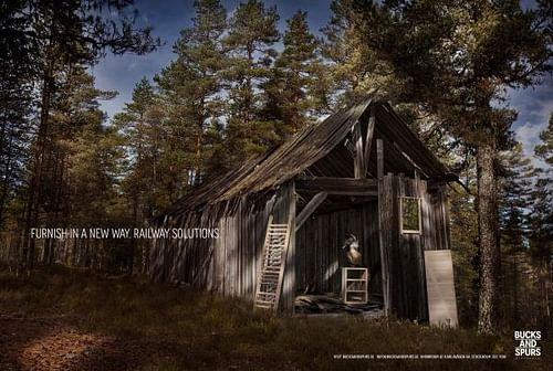 Furnish in a new way, 3 - Advertising