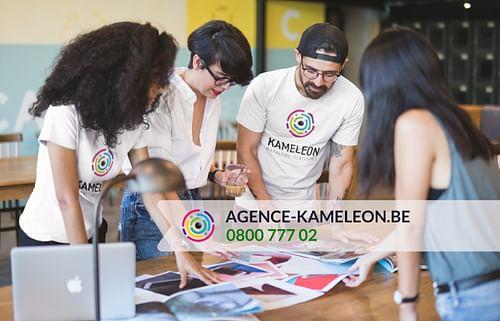 AGENCE KAMELEON cover