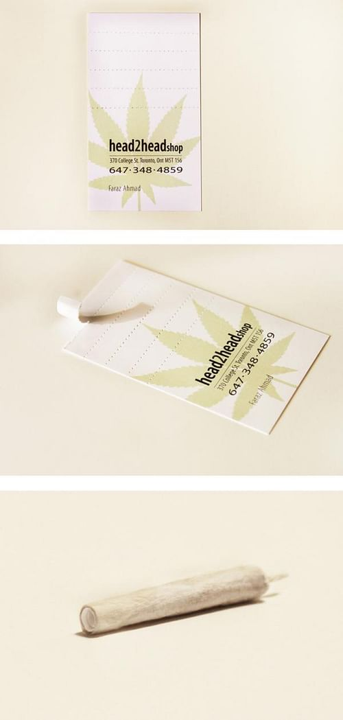 Business Card - Advertising
