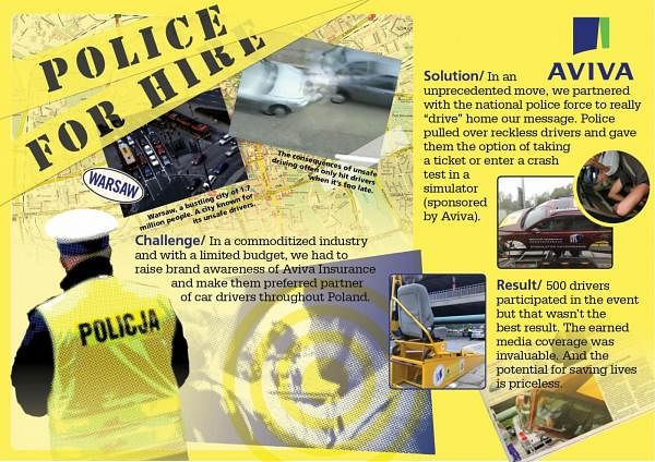 POLICE FOR HIRE