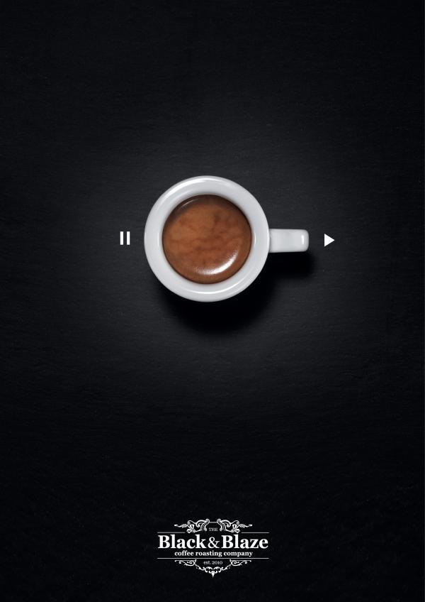 Coffee turns you, 5 - Publicité