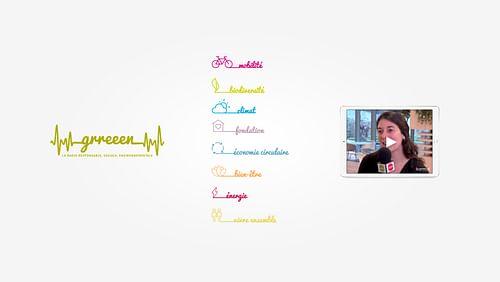 Webradio, podcats pour la RSE chez Nexity - Stratégie de contenu