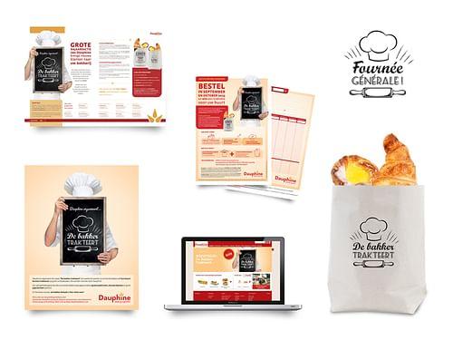 La Lorraine Bakery Group_Dauphine - Digital Strategy