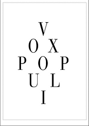 Avis sur l'agence AGENCE VOXPOPULI