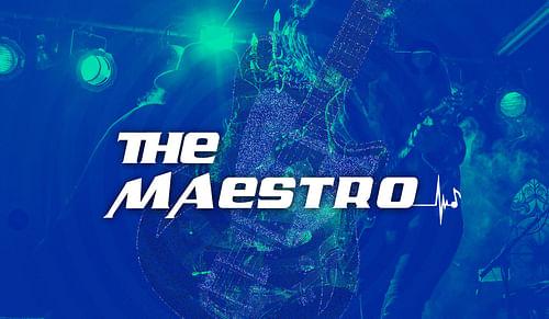 Maestro- Artist portfolio website - E-commerce