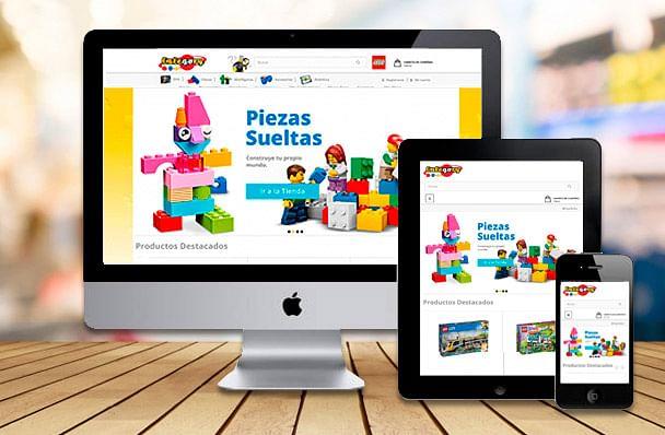 Desarrollo web - Galegory