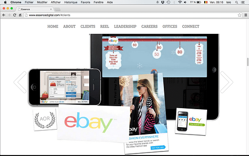 Ebay - SEO